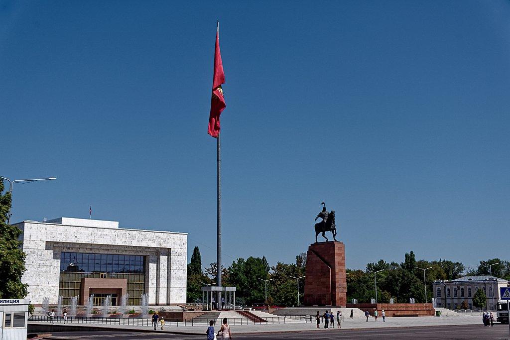 Alatoo-Platz in Bischkek
