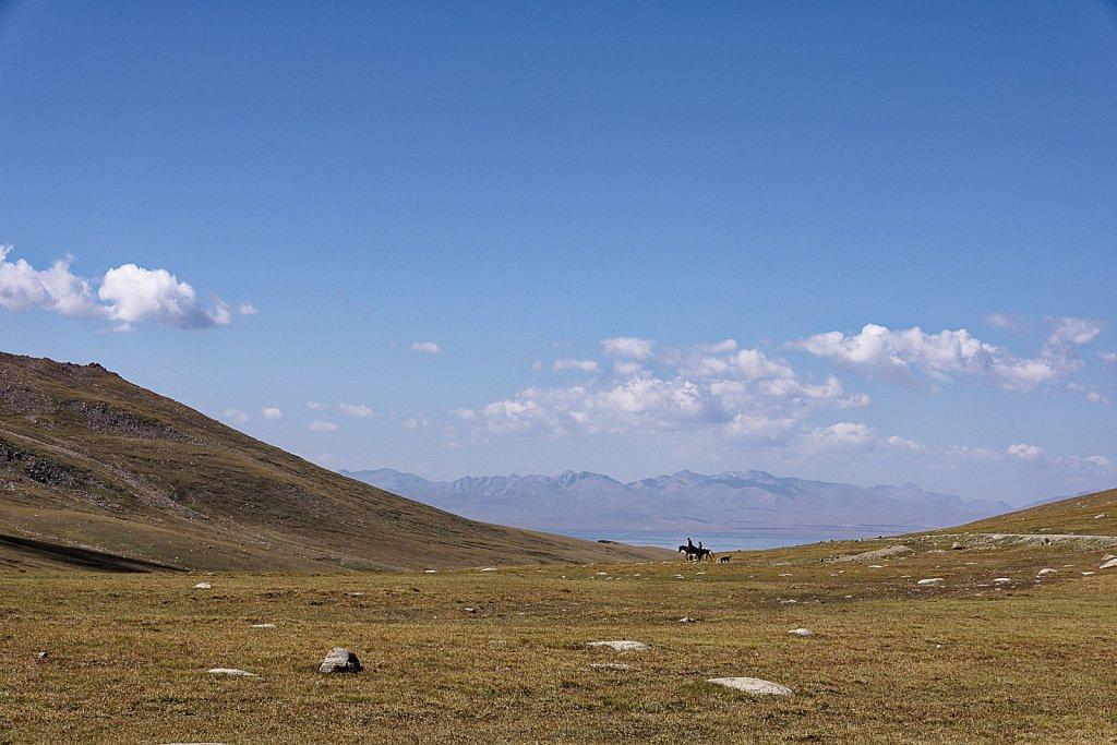 Kalmak-Pass (3.446m)