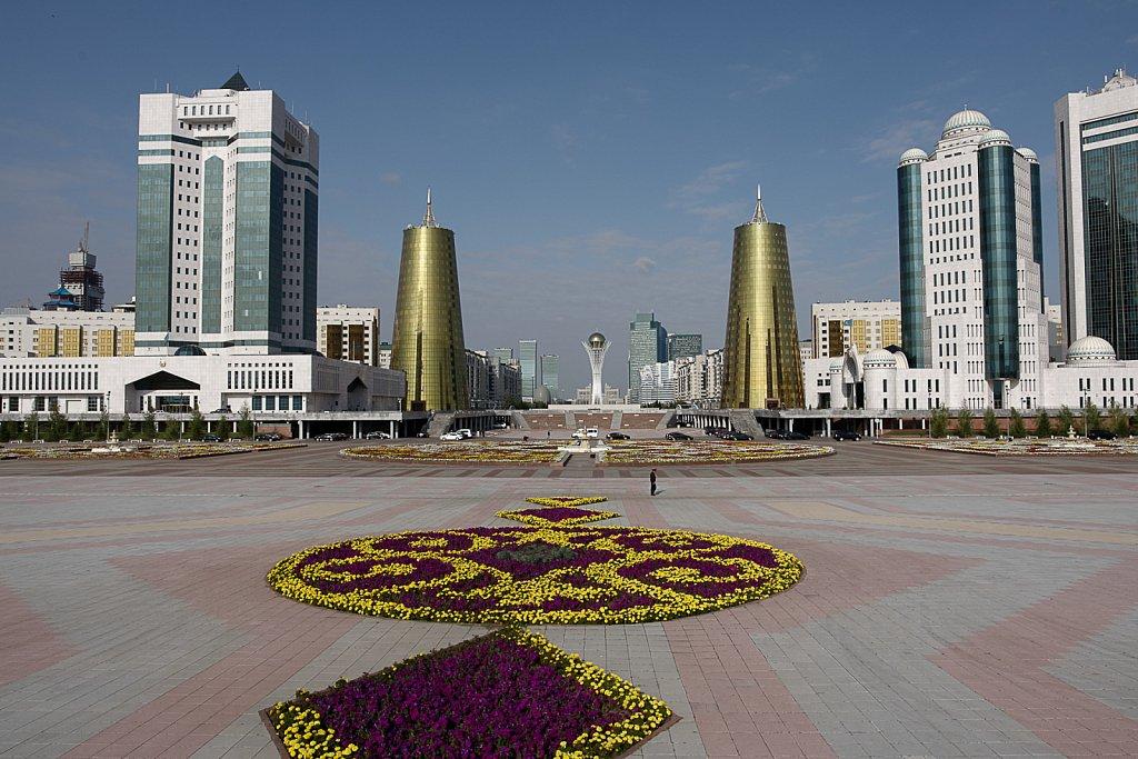 Zentralasien 2018